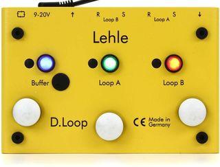 Controlador programable Looper pedales