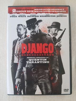 Django Desencadenado DVD