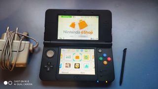 New Nintendo 3DS + Cargador