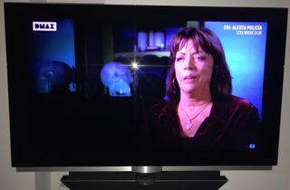 TV Bang Olufsen BeoVision 7-55 con BluRay BO