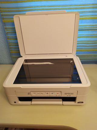 impresora fotocopiadora epson