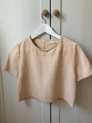 Camisa Top Uterqüe