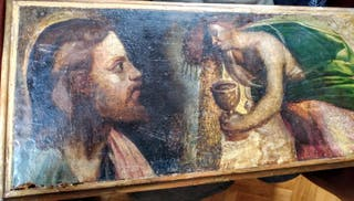 Cuadro antiguo, siglo XVI - XVII