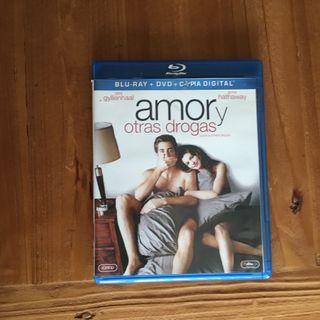 Película Amor y otras drogas en bluray
