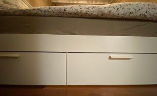Cama Ikea 140x200