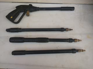 Pistola, y Lanzas Karcher