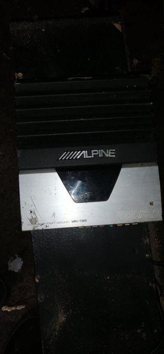 ampli Alpine usado