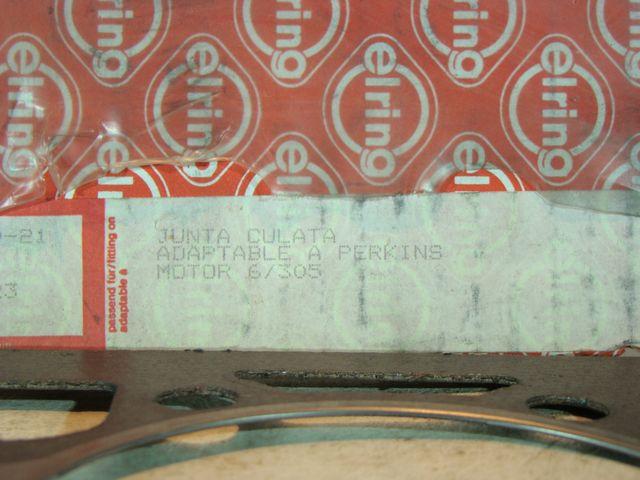 PERKINS 6. 305 JUNTA CULATA 1042300-21