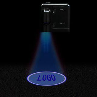 Luz láser DC 5V Puerta del coche Luz del proyector