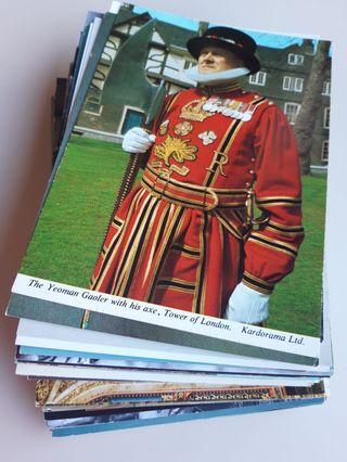 Postales de Londres