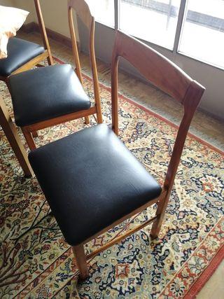 Comedor 6 sillas y mesa