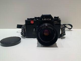 Cámara fotos Leica R3 Reflex Electronic