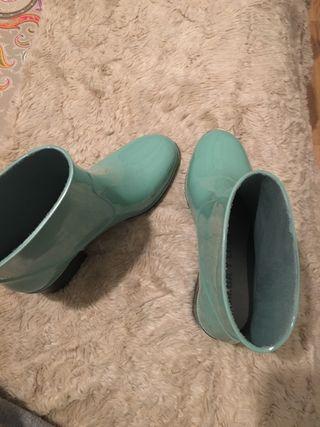 Botas de agua Bimba y Lola.