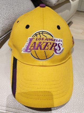 Gorra original NBA Los Ángeles Lakers