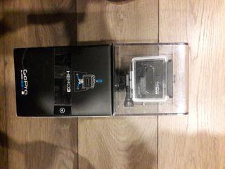 Camara GoPro Hero 3 silver (nueva)
