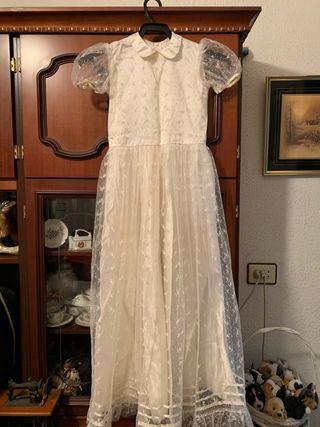 Vestido de comunión traje de comunión