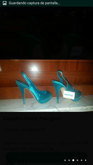 "Zapatos ""Marypaz"""