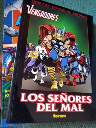 Pack 2 tomos Obras maestras Marvel. Forum. JUNTOS