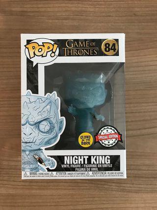 Night King GIT Funko Pop [84] Juego de Tronos