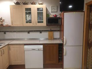 cocina completa sin electrodomésticos