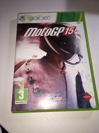 Juego Xbox 360 || Moto GP 15