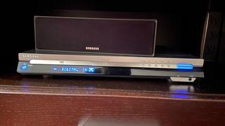Home cinema+ Dvd Divx con reproductor