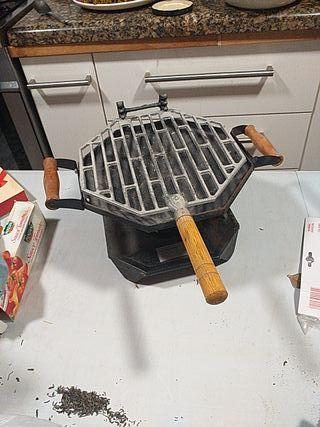 barbacoa de sobremesa