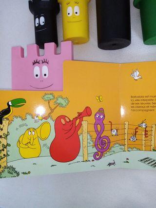 BARBAPAPA - lot de 12 pièces pour enfants