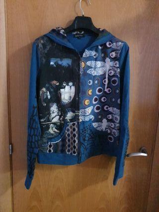 chaqueta tipo chandal