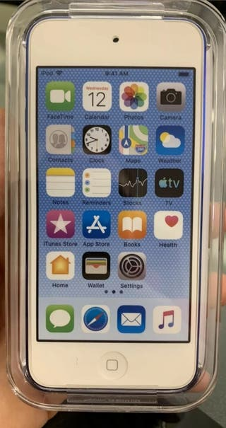 ipod touch 7th edition