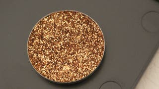 Gold Pressed Eye Glitter More Colours Available!