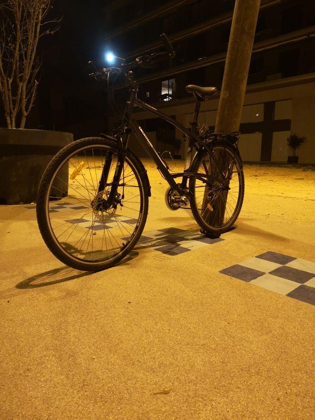 bicicleta hibrida