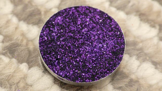 Purple Pressed Eye Glitter More Colours Available!