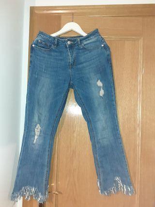 Crop Jeans Pull&Bear