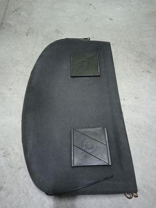 Bandeja Opel Calibra con altavoces