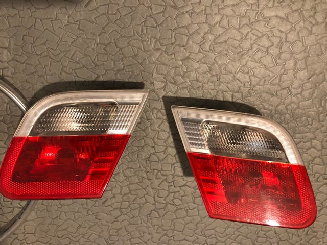 Pilotos traseros BMW E46 coupe