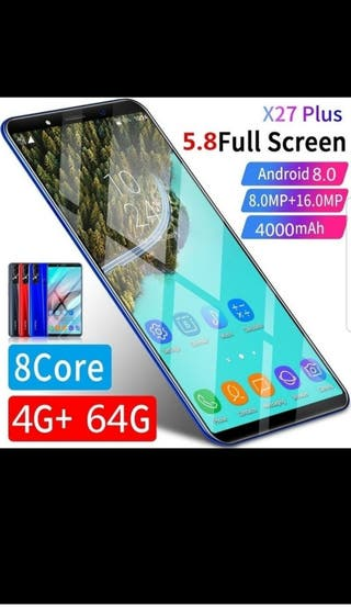 Smartphone Android 3G 4000mAH