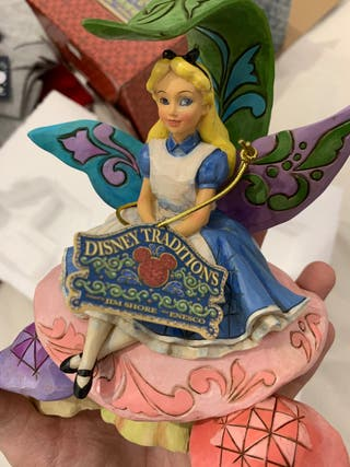 Figura Alice in Wonderland Disney Traditions
