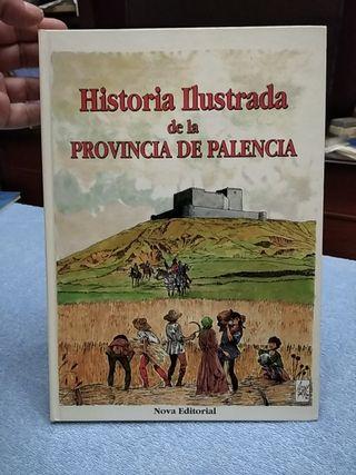 Libro HISTORIA ILUSTRADA DE PROVINCIA DE PALENCA