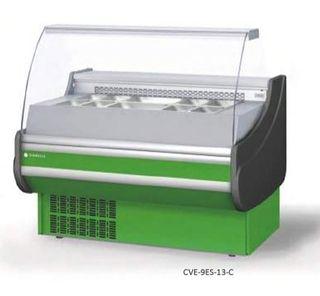 Vitrina expositora modular para cubetas