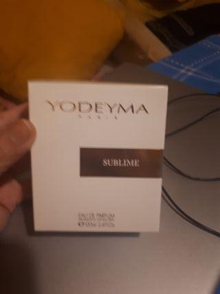 Perfume Yodeyma Sublime Nuevo