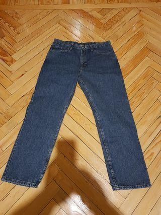 Wrangler blue jeans vaqueros para hombre