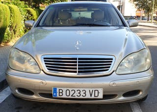 Mercedes-Benz Clase S impecable