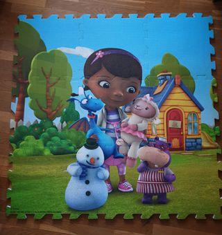 alfombra/puzzle