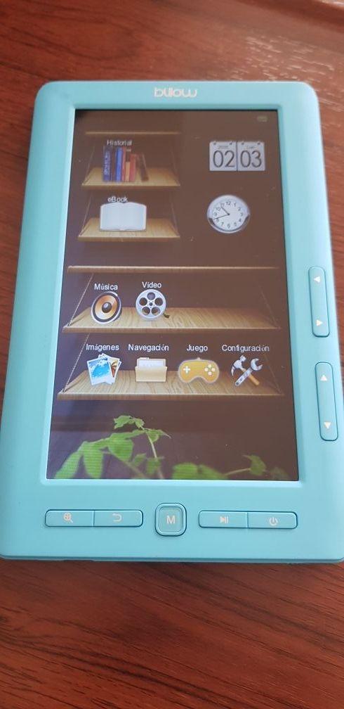 Ebook multimedia color Libro electrónico BILLOW