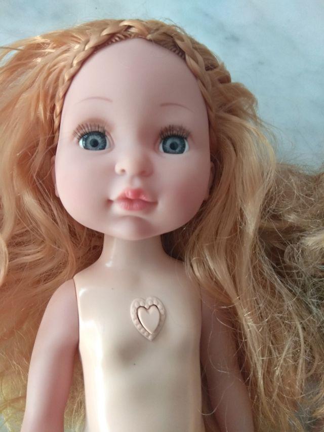 lote muñecas Ming Ming