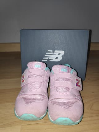 new balance 27 niña
