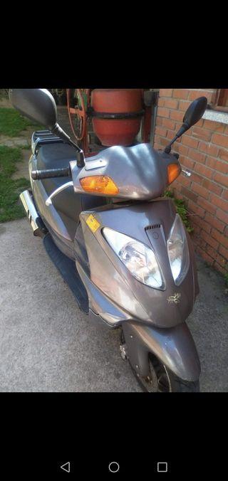 Daelim 125 cc