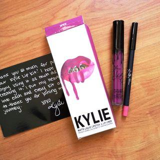 Lipstick +lip linner