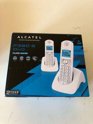 Teléfono Alcatel